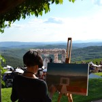 Wedding painter italy