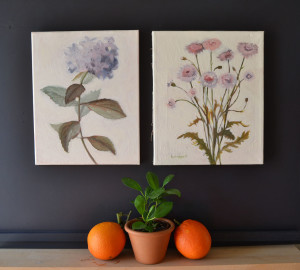 botanical paintins